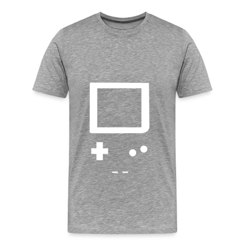 T-Shirt GameBoy - T-shirt Premium Homme
