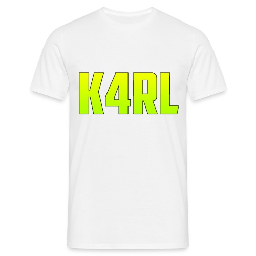 K4RL Basic T-Shirt - Men's T-Shirt