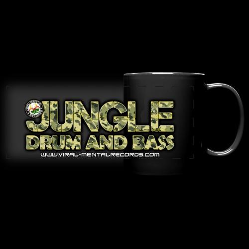 VMR Jungle/DnB Panoramic Mug - Full Color Panoramic Mug