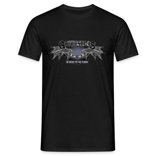 Dämon - Schwarz - Männer T-Shirt