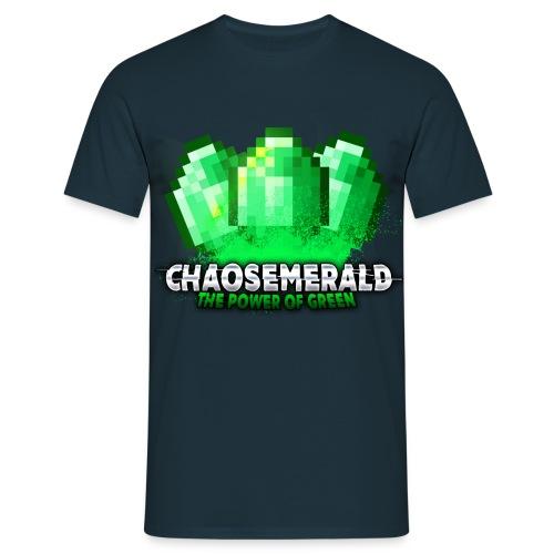 Chaos Emerald - Männer T-Shirt