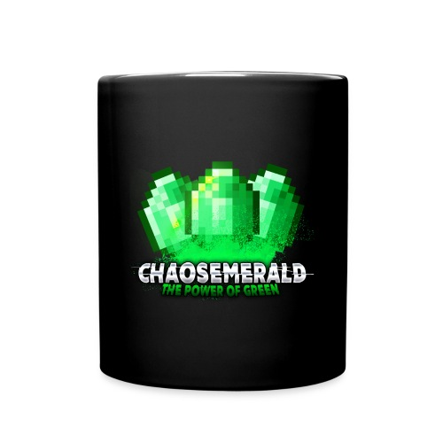 Chaos Emerald Tasse (Gross) - Tasse einfarbig