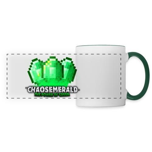 Chaos Emerald Tasse (Klein) - Panoramatasse
