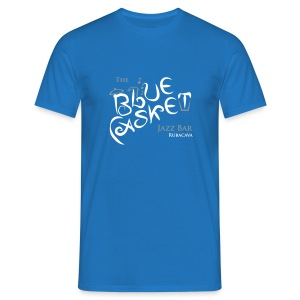 Blue Casket - Men's T-Shirt