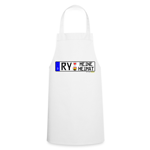 Koch-/Grillschürze RY-MEINE HEIMAT (RHEYDT) - Kochschürze