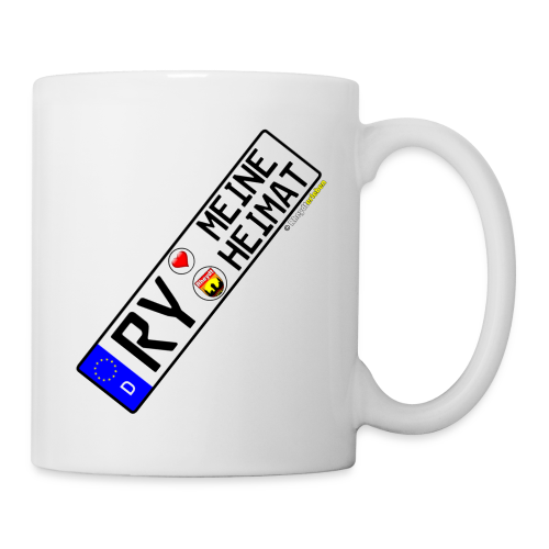 Tasse RY-MEINE HEIMAT (RHEYDT) - Tasse