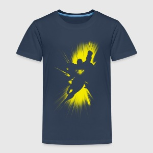 Superman Shadow Kids T-Shirt - Kinderen Premium T-shirt