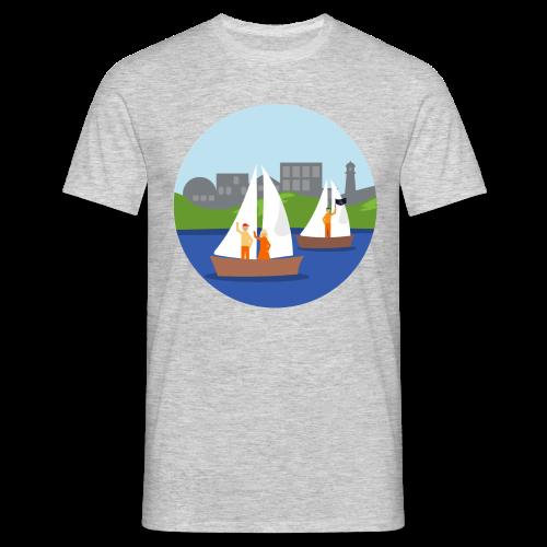Boating - Men's T-Shirt