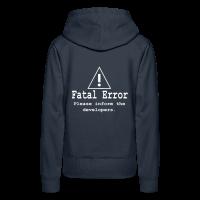 Fatal Error Nerd Hoodie