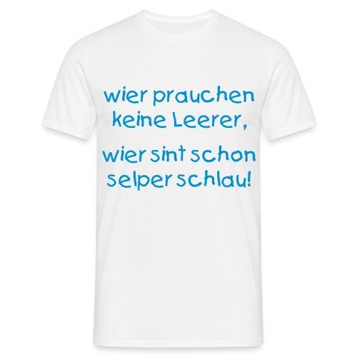 Abi Shirt 2 - Männer T-Shirt