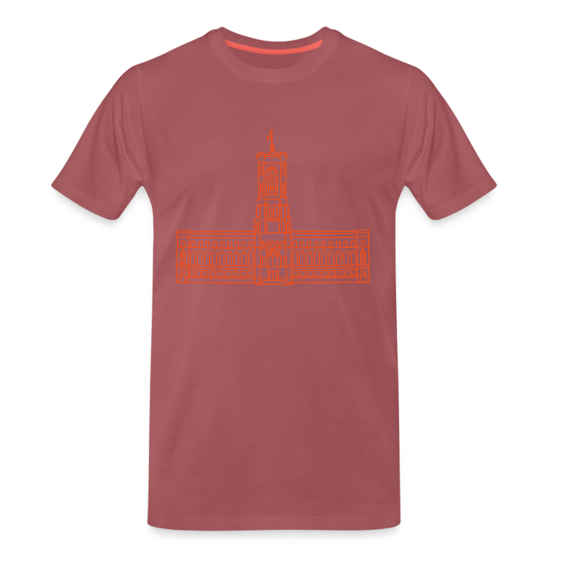 rotes rathaus berlin t shirt berlin t shirt. Black Bedroom Furniture Sets. Home Design Ideas