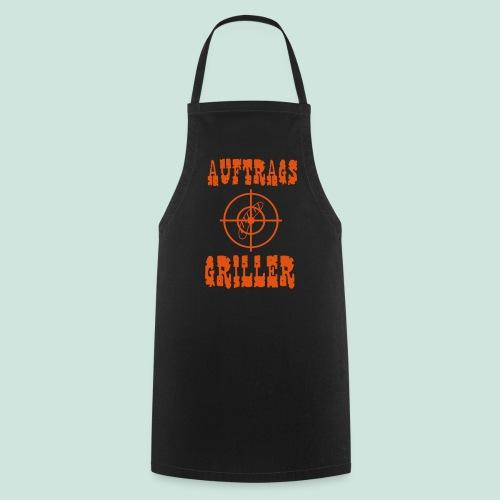 Auftragsgriller - Kochschürze
