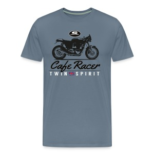 Twin Spirit R - T-shirt Premium Homme