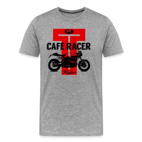 Café Racer 9T - T-shirt Premium Homme