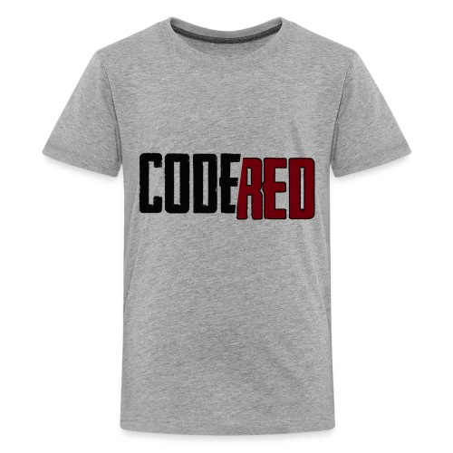 Code Red T-Shirt - Teenage Premium T-Shirt