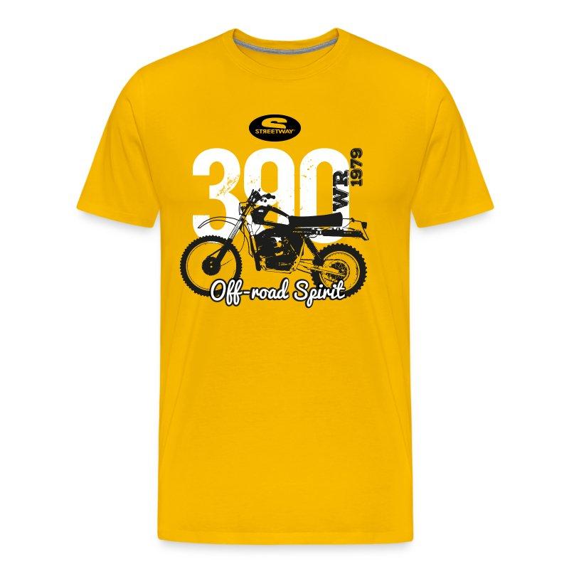 WR 390 Husky - T-shirt Premium Homme