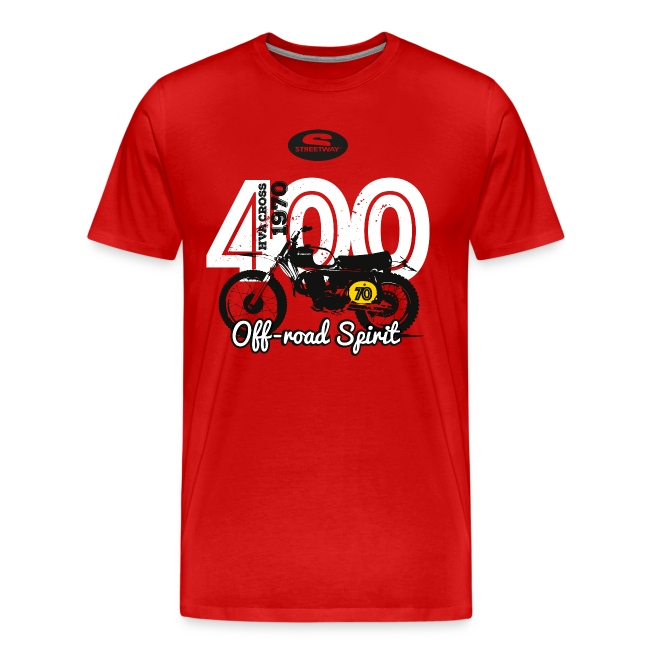 HUSKY CROSS 400