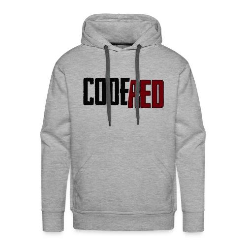Code Red Hoodie - Men's Premium Hoodie