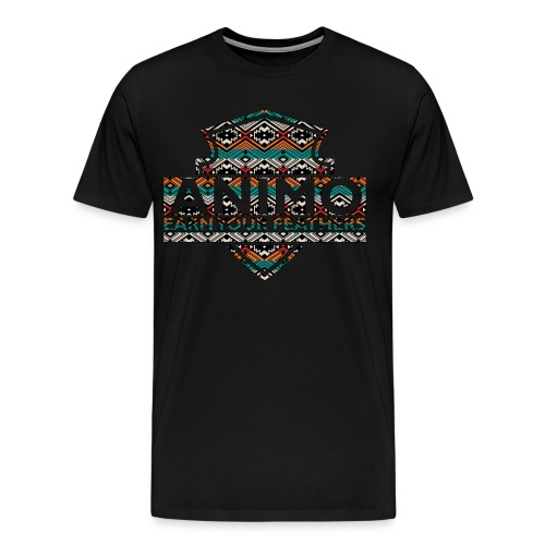 NATIVE - Mannen Premium T-shirt