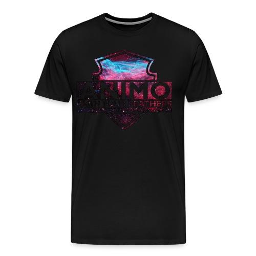 MILKY WAY - Mannen Premium T-shirt