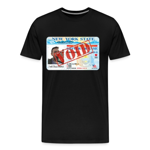 CARNET DE CONDUCIR. EDICION LIMITADA - Men's Premium T-Shirt
