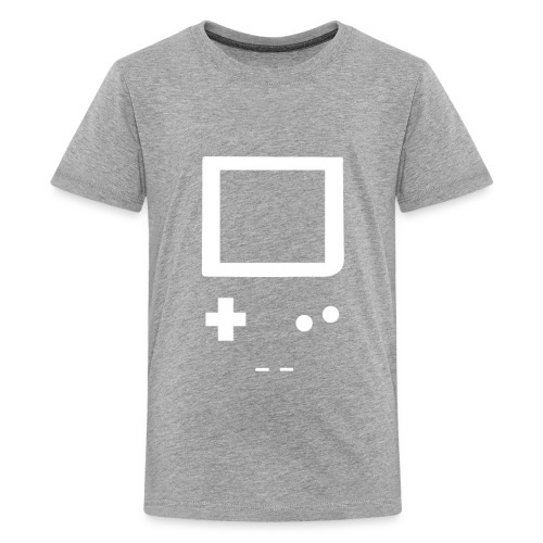T-Shirt GameBoy (ado) - T-shirt Premium Ado