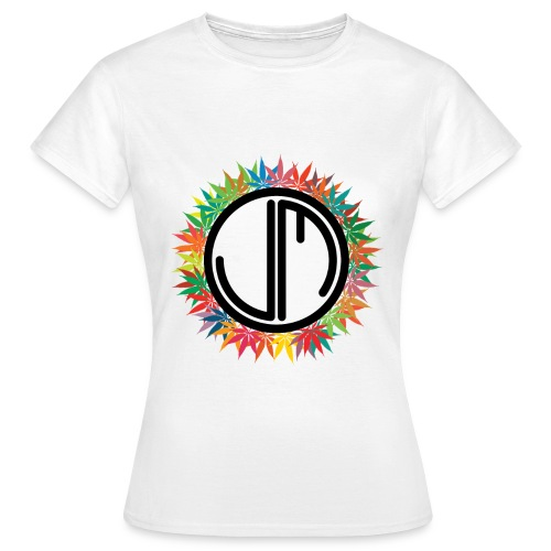 Happy 420 Logo Schwarz - Women's T-Shirt