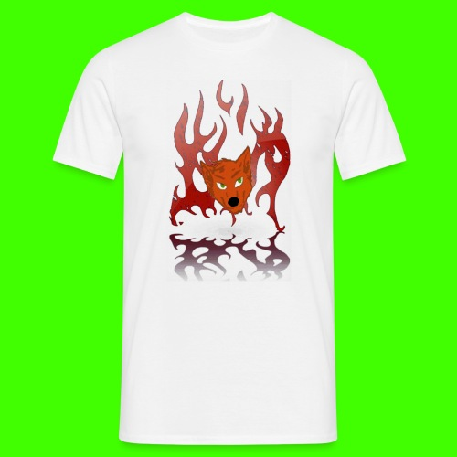 Mr. Spitfyre Shirt  - Men's T-Shirt