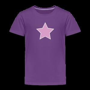 Kinder Premium T-Shirt - Stern - Kinder Premium T-Shirt