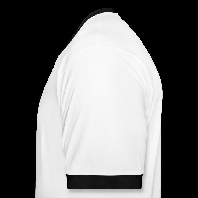 Männer Kontrast-T-Shirt - Stern