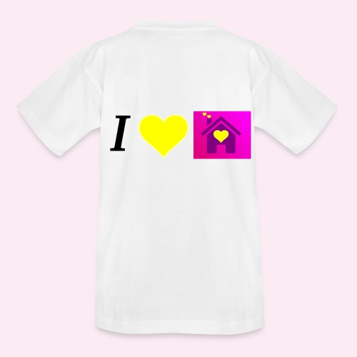 I LOVE B.SHOW-MAGLIETTA BAMBINI 9-11 ANNI - Kids' T-Shirt