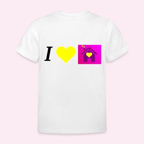 I LOVE B.SHOW-MAGLIETTA 7-8 ANNI - Kids' T-Shirt