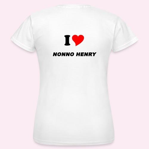 ILOVEHENRY - Women's T-Shirt