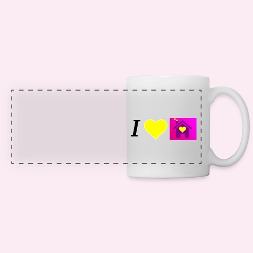 TAZZA ILOVEB.SHOW - Panoramic Mug