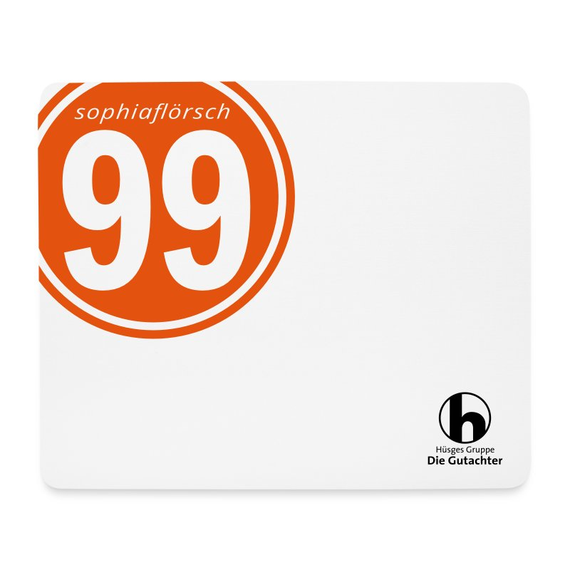 SF Mousepad - Hüsges - Mousepad (Querformat)