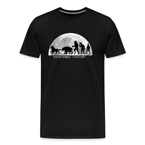 Werewolf Theory: The Change - Men's Premium T-Shirt - Men's Premium T-Shirt