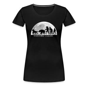 Werewolf Theory: The Change - Women's Premium T-Shirt - Koszulka damska Premium