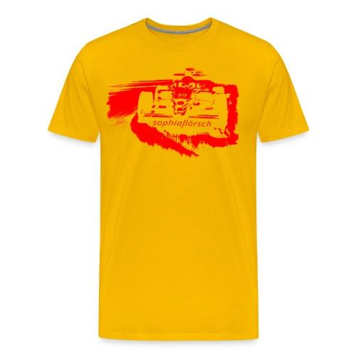 SF-Shirt Art - Hüsges - Männer Premium T-Shirt