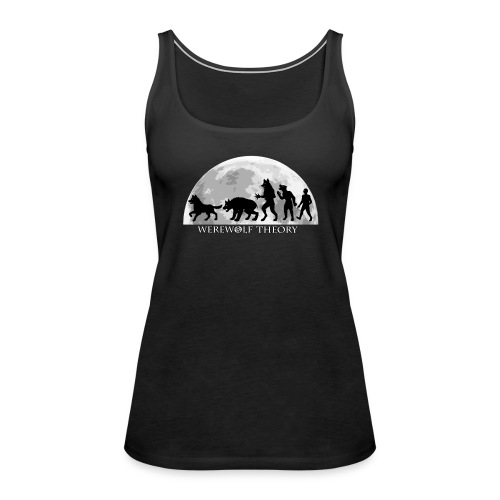 Werewolf Theory: The Change - Women's Premium Tank Top - Tank top damski Premium