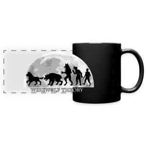 Werewolf Theory: The Change - Full Colour Panoramic Mug - Full Color Panoramic Mug