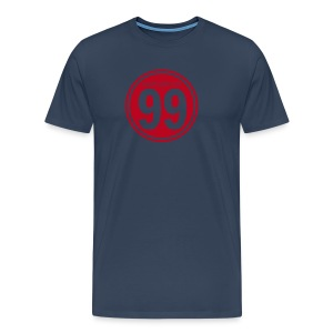 SF-Shirt 99-rund - Männer Premium T-Shirt