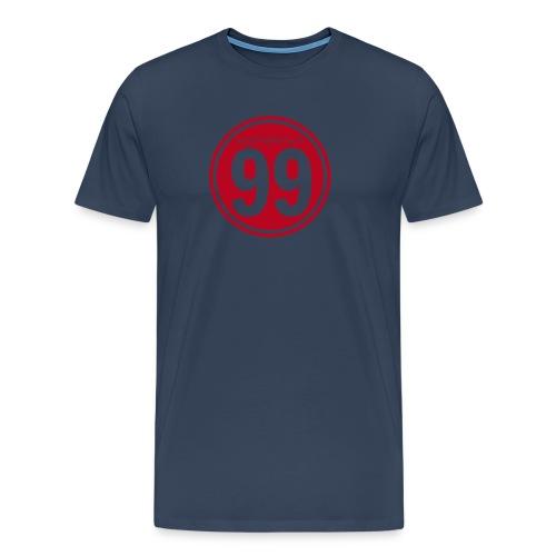 SF-Shirt 99-rund - Hüsges - Männer Premium T-Shirt
