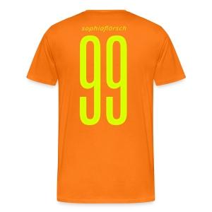 SF-Shirt 99-hoch - Hüsges - Männer Premium T-Shirt