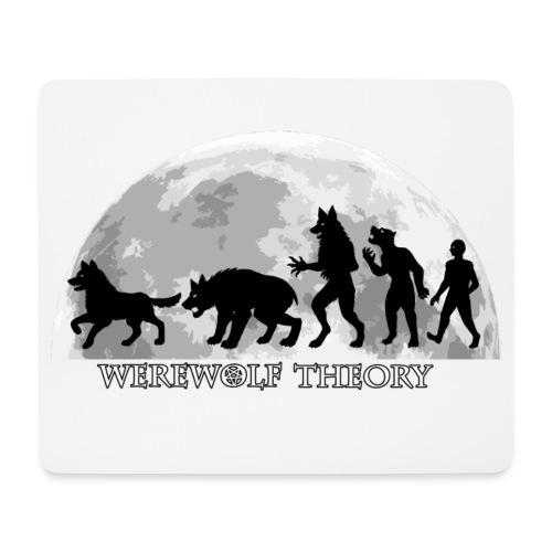 Werewolf Theory: The Change - Mousepad - Podkładka pod myszkę (orientacja pozioma)