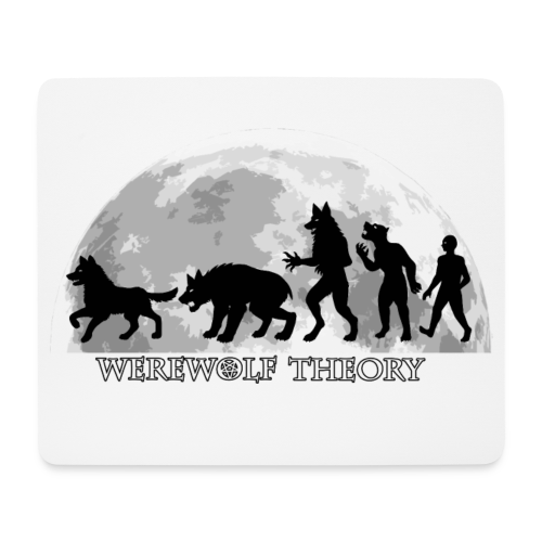 Werewolf Theory: The Change - Mousepad - Mouse Pad (horizontal)