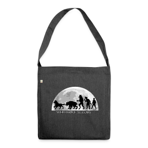 Werewolf Theory: The Change - Tote Bag Made From Recycled Material - Shoulder Bag made from recycled material