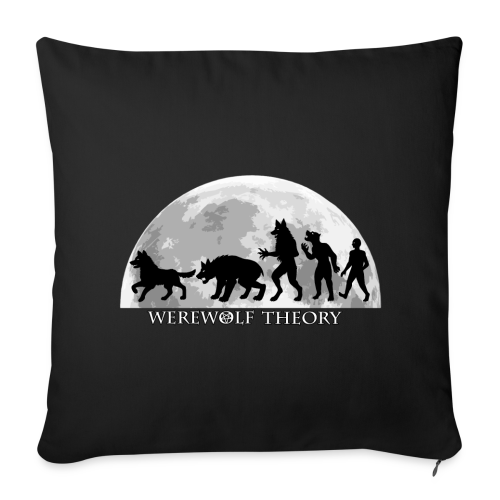 Werewolf Theory: The Change - 44x44 cm Pillow Case - Sofa pillow cover 44 x 44 cm