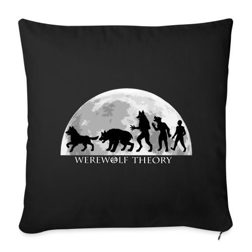 Werewolf Theory: The Change - 44x44 cm Pillow Case - Poszewka na poduszkę 45 x 45 cm