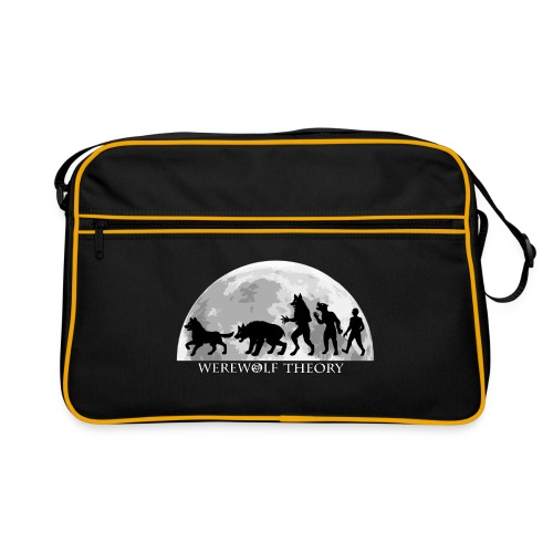 Werewolf Theory: The Change - Retro Shoulder Bag - Torba retro