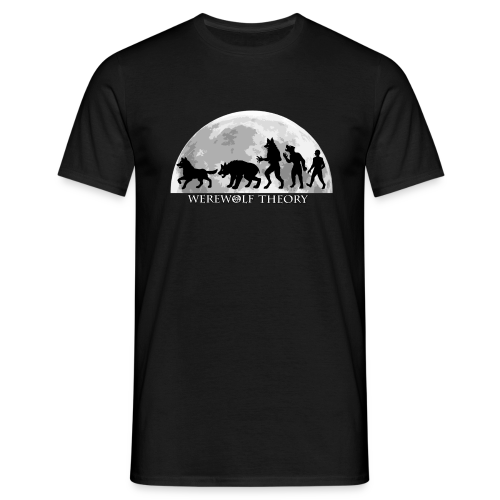 Werewolf Theory: The Change - Men's T-Shirt - Men's T-Shirt